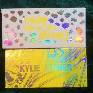 Kylie Calm Before the Storm palette
